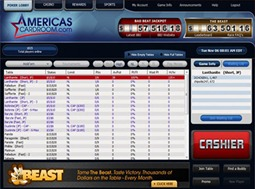 americascardroom website
