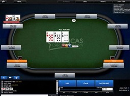 americascardroom table
