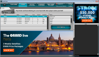 Inter Poker Website
