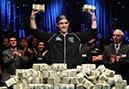 Joe Cada WSOP Champ: Not-so-average Joe