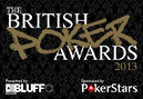 Poker's Hottest Rising Stars Face Off at British Poker Awards