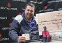 Chris Johnson Wins Genting Opener