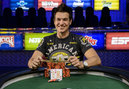 Polk and Nitsche Bag WSOP Gold