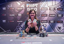 Eleanor Gudger Wins WPT500