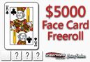 $5k Face Card Freeroll at Intertops / Juicy Stakes This Weekend