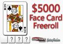 $5k Face Card Freeroll at Intertops / Juicy Stakes This Weekend