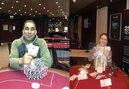 Maqbool Hashid and Marc Leishman Win Grosvenor 25/25