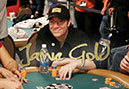 Jamie Gold 2nd in WSOP $1.5k