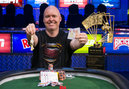 John Hennigan wins WSOP $50k Players' Championship