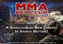 MMA Bet Club Unveiled