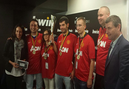 Manchester United win Champions Cup – in Poker!