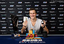 Visser Vanquishes EPT London Opposition