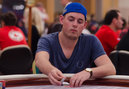 Toby Lewis Riding High in WSOP Main