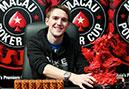 Englishman Conquers Macau Poker Cup