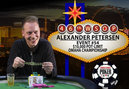 Petersen Prevails in WSOP PLO