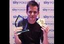 Alex Goulder wins Sky Poker Tour Six Max