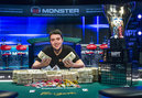 Asher Conniff Claims WPT Title