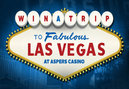 Win a Trip to Vegas at Aspers this Week