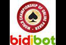 WCOOP seat up for auction at Bidibot.com this Sunday