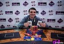 Cathal Shines to Win European Deepstack Championship