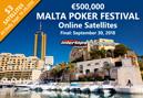 Malta Poker Festival Satellites, Round 3