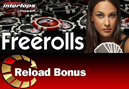 Grab a $500 Reload Bonus at Intertops Poker