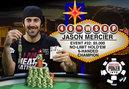 Mercier Completes WSOP Hat Trick