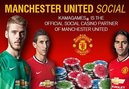 Man Utd Launch Social Poker