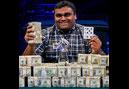 Raghavan Spoils Esfandiari's WPT Party Trick