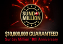 Sunday Million Marks Milestone
