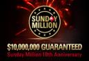 Sunday Million Marks Milestone