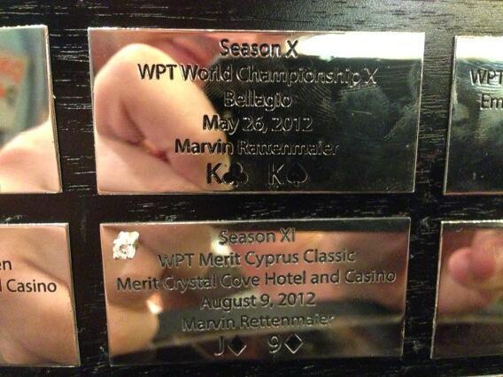 Rettenmaier trophy