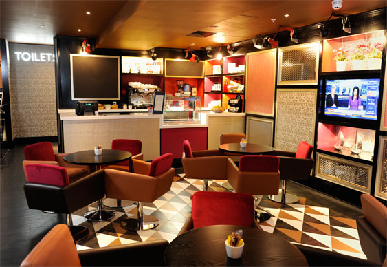 Pickleman Vic Cafe