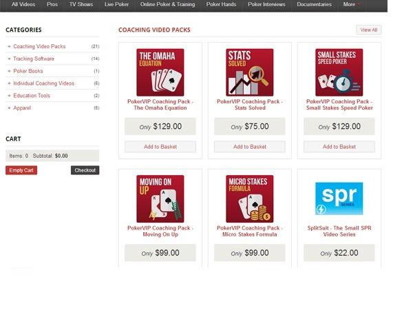 PokerTube Store