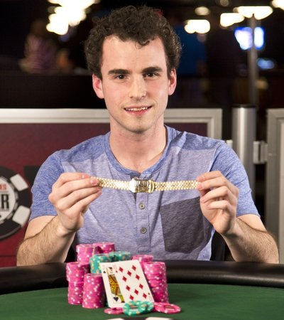 Dan Kelly WSOP 2014