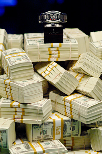 WSOP 2008: Prize Money and Bracelet
