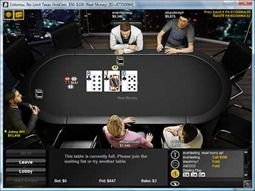 Bwin Table