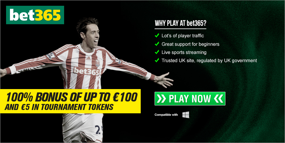 bet365 no longer offer a sign-up bonus