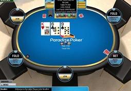 Paradise Poker Action