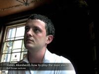 James Akenhead: WSOP Main Event