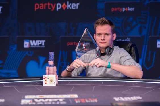 Alex Goulder Gets WPT Gold