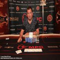 Ukrainian wins Mediterranean Poker Cup