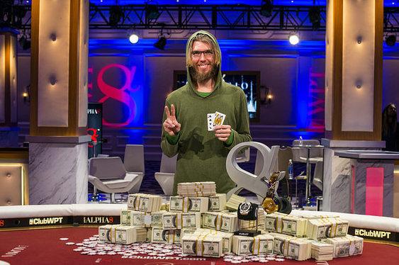 Lichtenberger Wins WPT Alpha8 Vegas