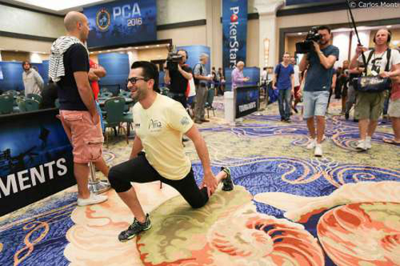 Antonio Esfandiari Gets In Trouble