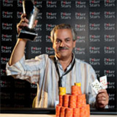 Antonio Matias wins EPT Vilamoura