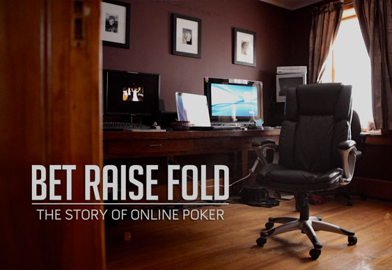 Bet Raise Fold going international