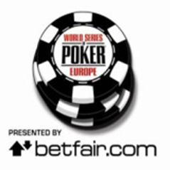 WSOP Europe 2008 Schedule Announced