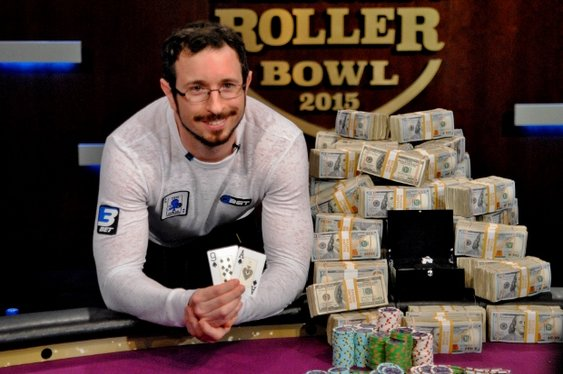 Rast Rules in Aria Super High Roller