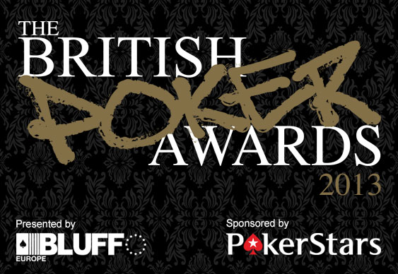 The British Poker Awards are Back for 2013!