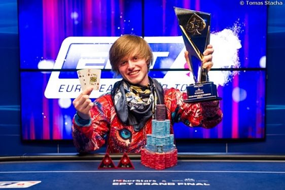Carrel's EPT High Roller Triumph